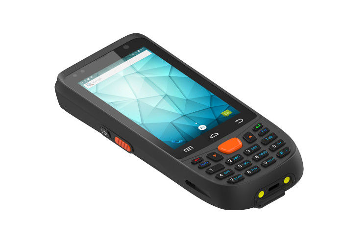 PDA Barcode Scanner Rugged Handheld Pda 4.0 Inch With Keyboard BH85