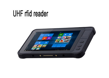 Industrial Ruggedized Windows Tablet PC With RFID Reader BT675 , Dual Band WIFI
