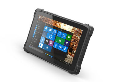 8000 MAh Battery 10 Inch Windows Tablet , Microsoft Rugged Tablet BT611