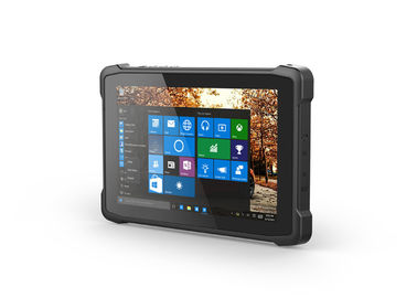 China Waterproof BT611 Rugged Windows Tablet PC With Front 2.0M / Rear 5.0M Camera factory