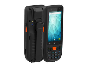 China 4100 Mah Battery Handheld Mobile Computer With Barcode Scanner Nfc Terminal BH85 factory