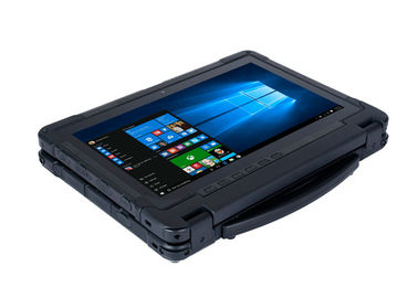 IP65 Rugged Laptop Computer With 2.4G And 5.8G Double Frequency Wifi