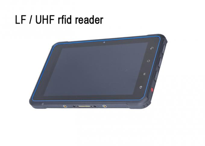UHF RFID Rugged Android Touch Screen Tablet 8.0 Inch BT89 For Industrial